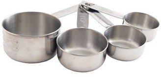 Norpro Stainless Steel Measuring Cup Set 4 Piece