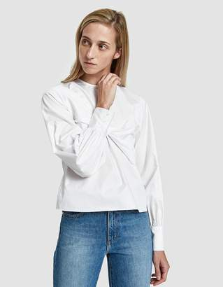 Need Twist Blouse in White