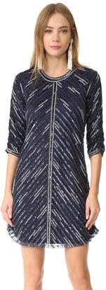 Parker Parker Black Petra Dress $528 thestylecure.com