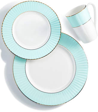 Lenox Pleated Colors Aqua 3-Pc. Place Setting
