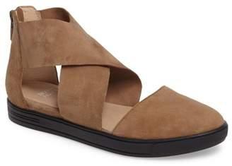 Eileen Fisher Carver Cross Strap Sneaker Sandal