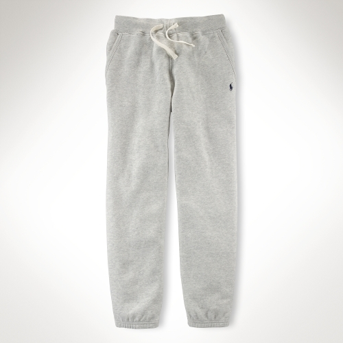 Pull-On Fleece Pant
