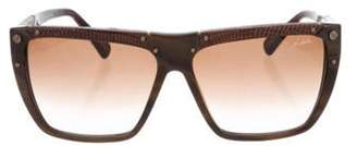Lanvin Square Gradient Sunglasses brown Square Gradient Sunglasses