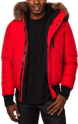 Mackage Men's Florian Classic Down Bomber Jacket