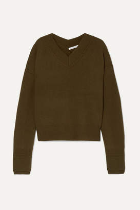 Helmut Lang Cashmere Sweater - Brown