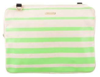 Rebecca Minkoff Striped Laptop Case