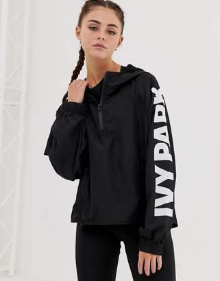 Ivy Park Logo Zip Jacket