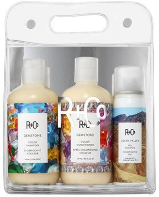 R+Co Treasure Set - Shampoo, Conditioner & Dry Shampoo $49 thestylecure.com