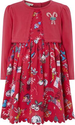 Monsoon Baby Jingles 2 in 1 Dress