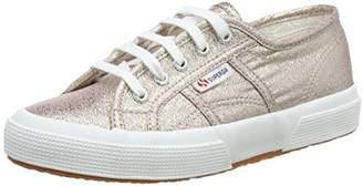 Superga Unisex Kids' 50 Lamej Low-Top Sneakers,34 EU