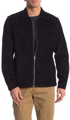 Wesc Nick Corduroy Zip Shirt Jacket