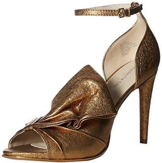 Kenneth Cole New York Women's Blaine Oversize Bow Stilleto Dress Heeled Sandal
