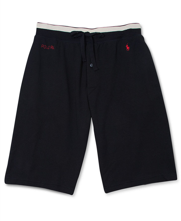 Polo Ralph Lauren Men's Loungewear, Knit Jam Short