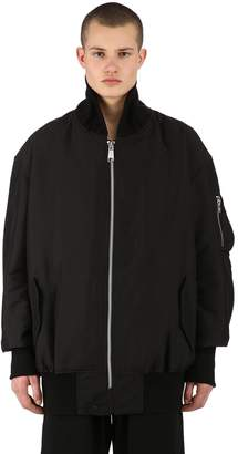 Y-3 James Harden Oversize Bomber Jacket