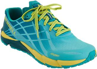 Merrell Mesh Lace-up Sneakers - Bare Access Flex