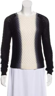 Vince Gradient Wool Sweater