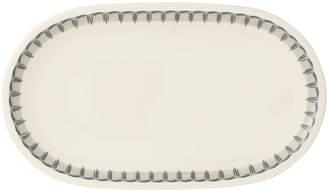 Villeroy & Boch Casale Blu Pickle Dish 11 x 6 in