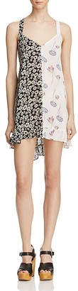 Free People Back to Back Slip Dress $98 thestylecure.com