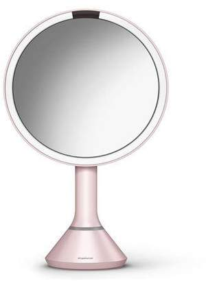 "Simplehuman 8"" Sensor Makeup Mirror with Brightness Control"