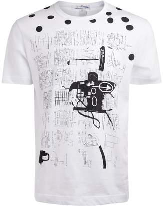 Comme des Garcons Jean-michel Basquiat Graphic T-shirt