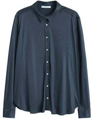 Violeta BY MANGO Satin shirt