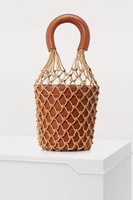 Staud Leather Moreau bucket bag