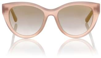 Jimmy Choo Chana cat-eye sunglasses