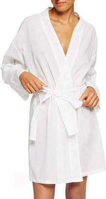 Pour Les Femmes Classic Cotton Robe