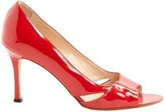 Manolo Blahnik Patent leather heels