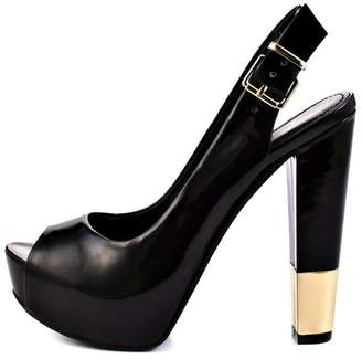 Jessica Simpson Cecity In Black $89 thestylecure.com
