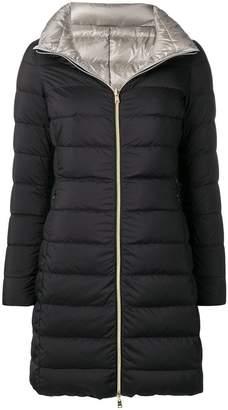 Herno padded midi jacket