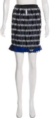 Aquilano Rimondi Aquilano.Rimondi Embellished Mini Skirt