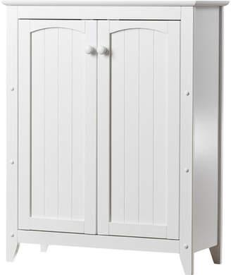 August Grove Allie 2 Door Accent Cabinet