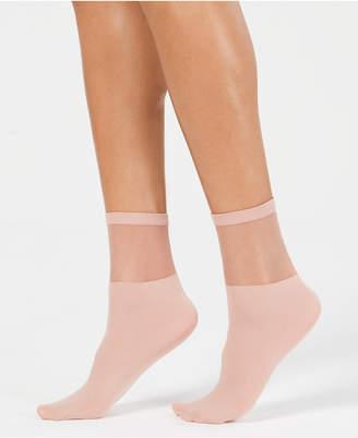 INC International Concepts I.n.c. Sheer Ankle Socks