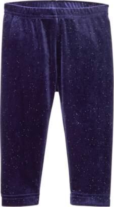 Gymboree Sparkle Velour Leggings