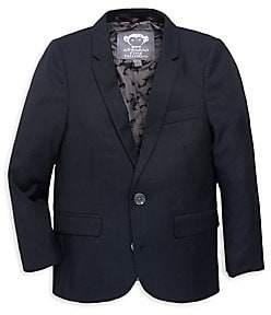 Appaman Little Boy's & Boy's Solid-Color Suit Jacket