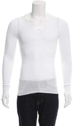 Inhabit Knit V-Neck Sweater w/ Tags