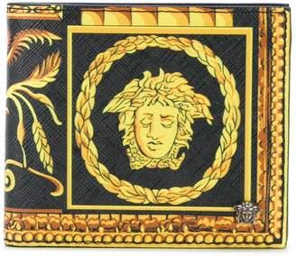 Versace Medusa billfold wallet