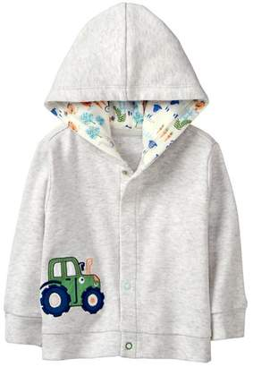 Gymboree Tractor Hoodie