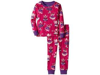 Hatley Fairy Princess Organic Cotton Pajama Set (Toddler/Little Kids/Big Kids)