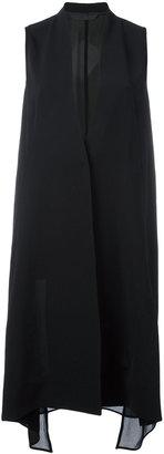 Demoo Parkchoonmoo long waistcoat $449.03 thestylecure.com
