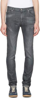 Maison Margiela Grey Washed Jeans