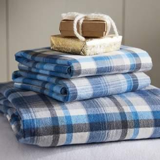 Eddie Bauer Spencer Cotton Flannel Sheet Set