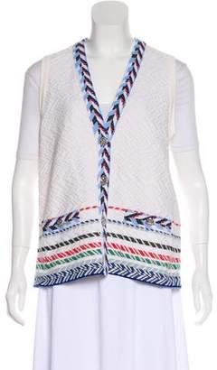 Chanel 2016 Knit Vest