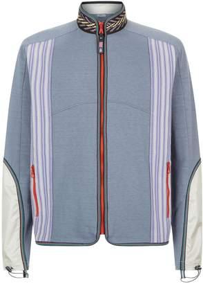 Lanvin Geometric Track Jacket