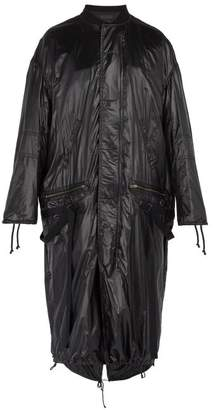 Haider Ackermann Nylon Parka - Mens - Black