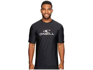 O'Neill Wave Short Sleeve Rash Tee