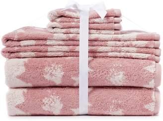 Lauren Conrad Floral 6-piece Bath Towel Set