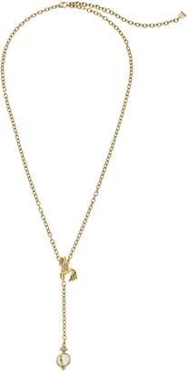 Temple St. Clair Crystal Diamond Bird Y-Necklace