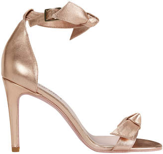 Destiny Rose Gold Metallic Pump